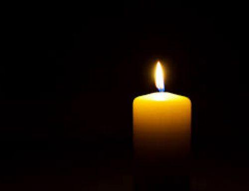 Death of GSRMA Members Wife – Audrey Canavan