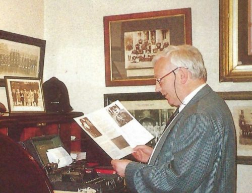Commemorating 100 Years Headlines in An Garda Síochaná 1922 -1927, writes John Duffy, Dublin West Branch