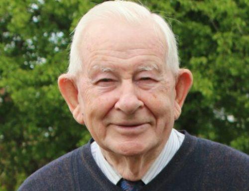 Obituary Timothy (Ted) Lowney, 12918F, GSRMA Cork City