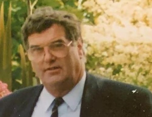 Obituary Thomas Patrick Aughey, 14899G, GSRMA Dublin North