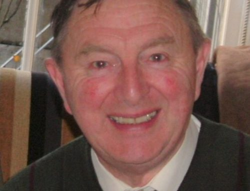 Obituary Tom Lally, 13021D, GSRMA Tralee